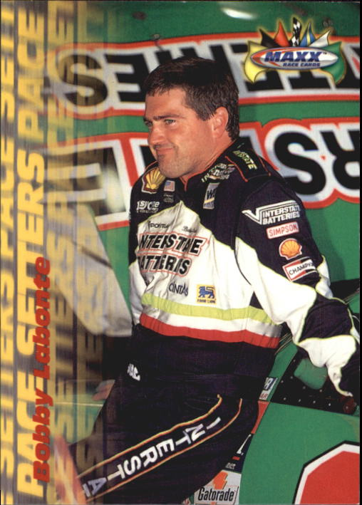 1997 Maxx #93 Bobby Labonte PS