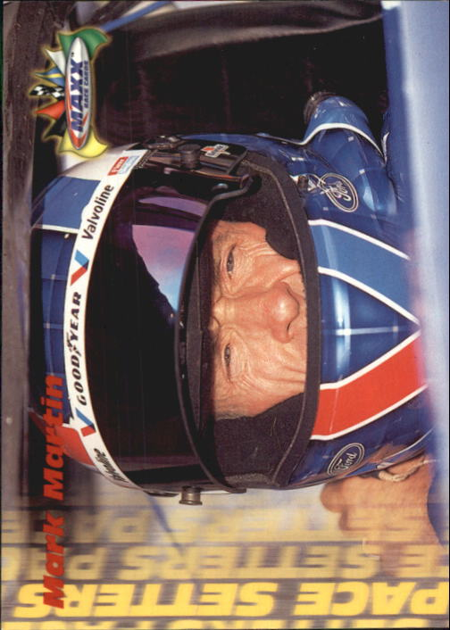 1997 Maxx #103 Mark Martin PS