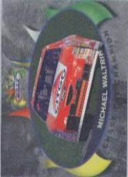1997 Maxx Chase the Champion #C8 Michael Waltrip