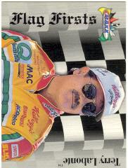 1997 Maxx Flag Firsts #FF5 Terry Labonte