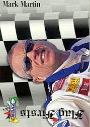 1997 Maxx Flag Firsts #FF6 Mark Martin