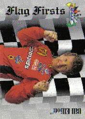 1997 Maxx Flag Firsts #FF19 Bill Elliott