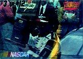 1997 ActionVision #3 Dale Earnhardt Qualifying