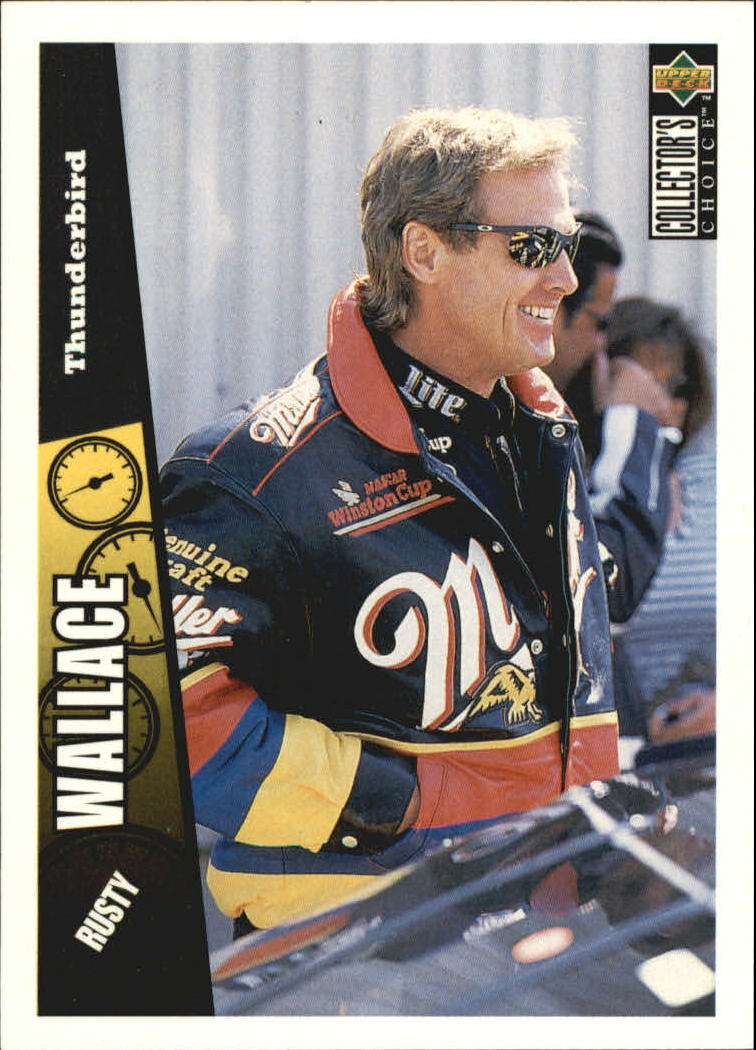 1997 Collector's Choice #2 Rusty Wallace