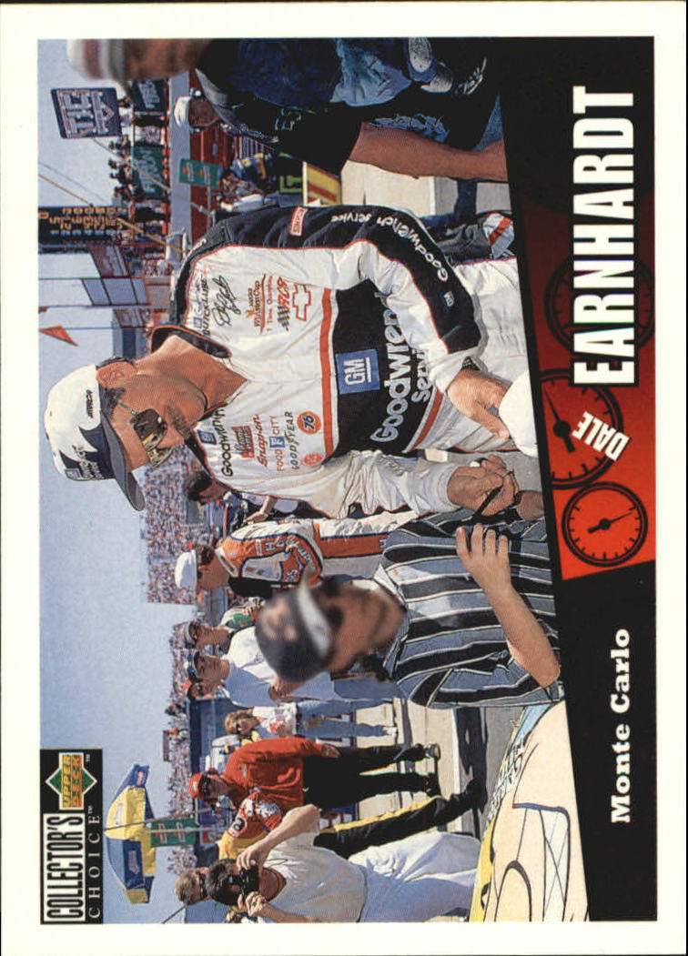 1997 Collector's Choice #3 Dale Earnhardt