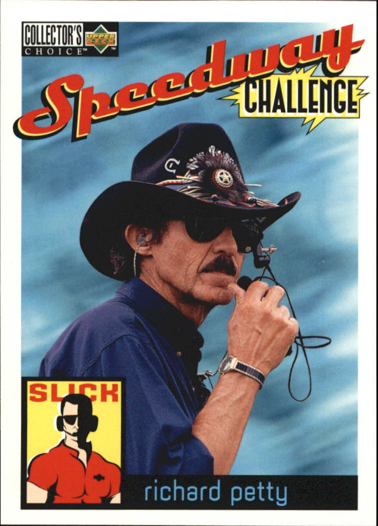 1997 Collector's Choice #126 Richard Petty SC