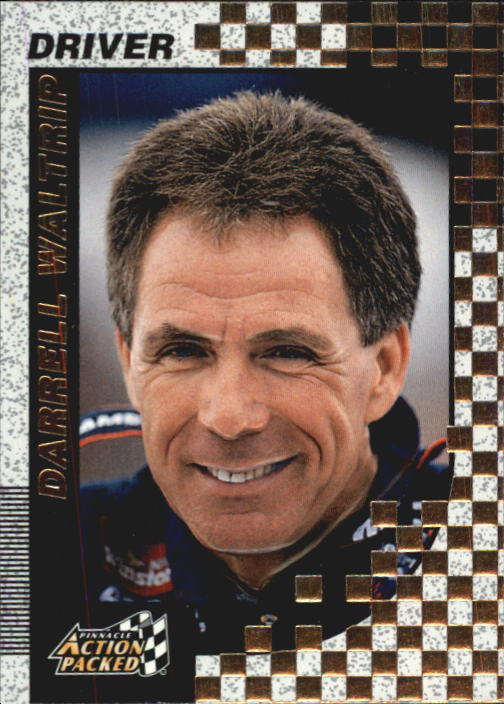1997 Action Packed #17 Darrell Waltrip