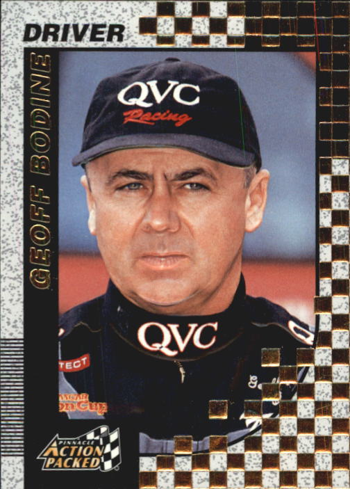 1997 Action Packed #22 Geoff Bodine