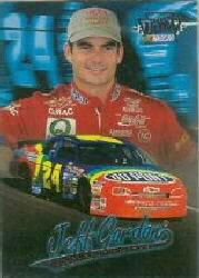 1997 Ultra Shoney's #4 Jeff Gordon