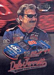 1997 Ultra Shoney's #6 Dale Jarrett