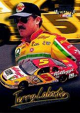 1997 Ultra Shoney's #8 Terry Labonte