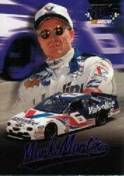 1997 Ultra Shoney's #10 Mark Martin