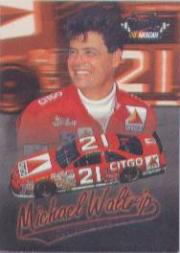 1997 Ultra Shoney's #13 Michael Waltrip
