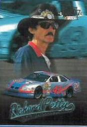 1997 Ultra Shoney's #15 Richard Petty