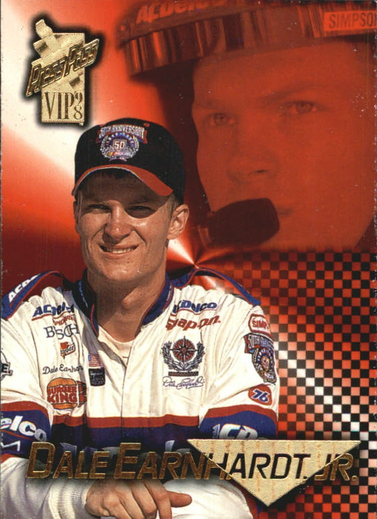 1998 VIP #28 Dale Earnhardt Jr.