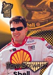 1998 VIP #36 Tony Stewart RC