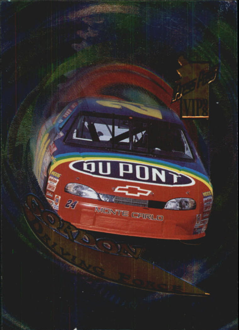 1998 VIP Driving Force #DF7 Jeff Gordon's Car