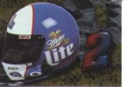 1998 VIP Head Gear #HG9 Rusty Wallace