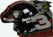 1998 VIP Head Gear Die Cuts #HG2 Dale Earnhardt