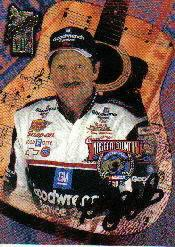 1998 VIP NASCAR Country #NC1 Dale Earnhardt