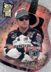 1998 VIP NASCAR Country Die Cuts #NC5 Bobby Labonte