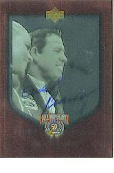 1998 Upper Deck Road To The Cup 50th Anniversary Autographs #AN18 David Pearson