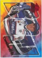 1998 Press Pass Stealth Fusion #37 Dale Earnhardt Jr.