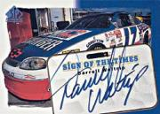 1998 SP Authentic Sign of the Times #S7 Darrell Waltrip's Car