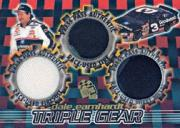 1998 Press Pass Triple Gear 3 in 1 #STG2 Dale Earnhardt
