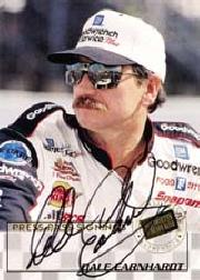 1998 Press Pass Signings #3 Dale Earnhardt/402/Press Pass Premium/Press Pass Stealth/VIP