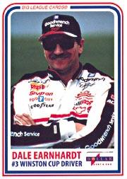 1998 Big League Cards Creative Images #29 Dale Earnhardt