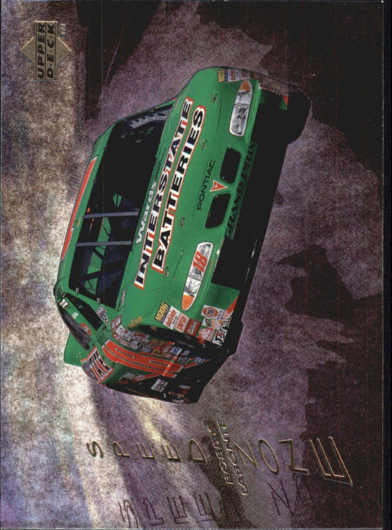 1999 Upper Deck Victory Circle Speed Zone #SZ1 Bobby Labonte