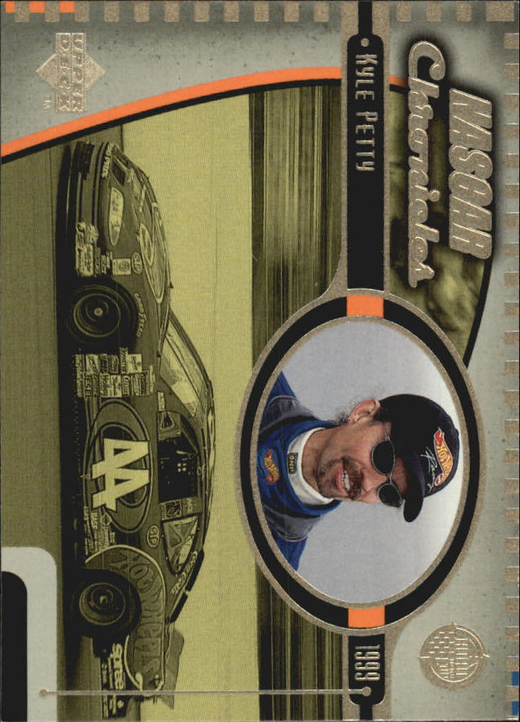 1999 Upper Deck Road to the Cup NASCAR Chronicles #NC5 Kyle Petty
