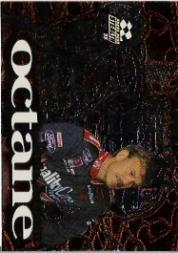 1999 Press Pass Stealth Octane SLX #O10 Dale Jarrett