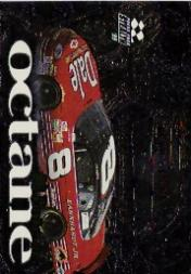 1999 Press Pass Stealth Octane SLX #O25 Dale Earnhardt Jr.'s Car