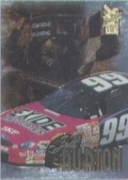1999 VIP Explosives #X40 Jeff Burton's Car