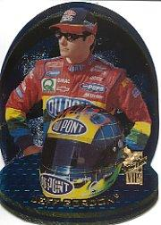 1999 VIP Head Gear #HG1 Jeff Gordon