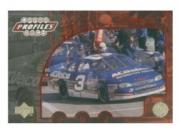 1999 Upper Deck Road to the Cup Upper Deck Profiles #P10 Dale Earnhardt Jr.