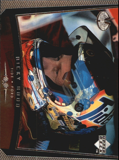 1999 Upper Deck Victory Circle #4 Ricky Rudd
