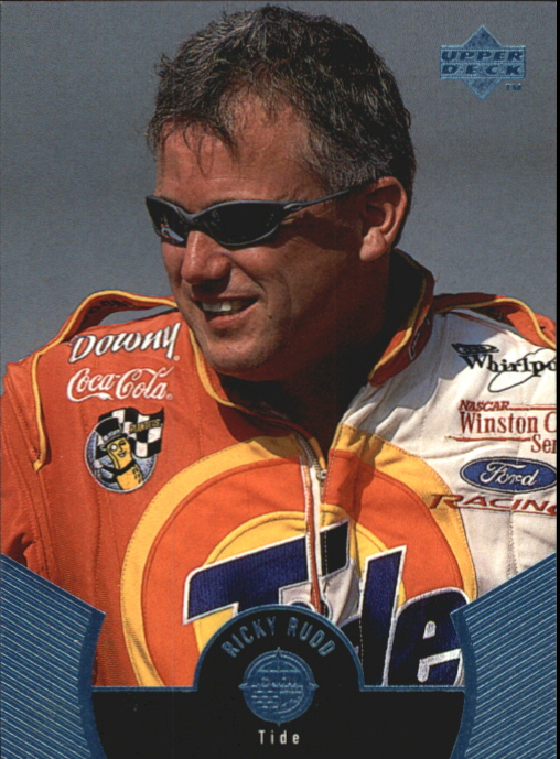 1999 Upper Deck Road to the Cup #7 Ricky Rudd