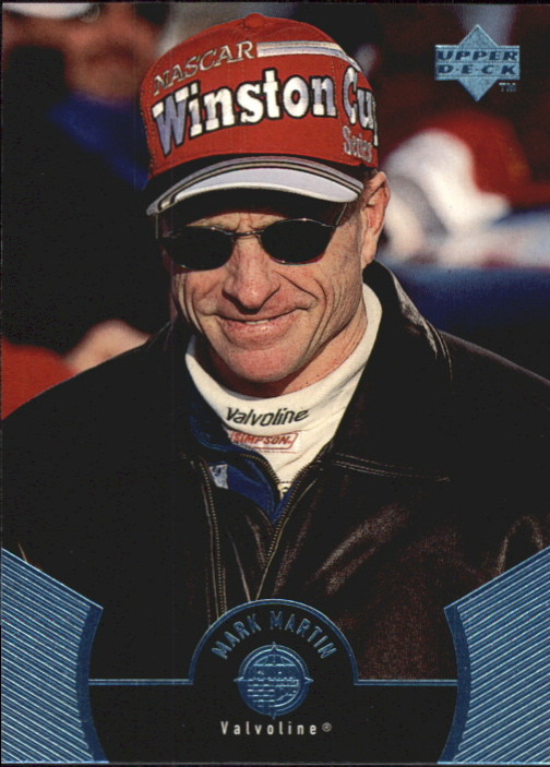 1999 Upper Deck Road to the Cup #18 Mark Martin