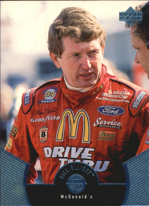 1999 Upper Deck Road to the Cup #19 Bill Elliott