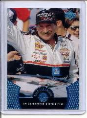 1999 Upper Deck Road to the Cup #26 Dale Earnhardt