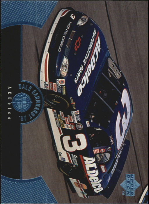 1999 Upper Deck Road to the Cup #37 Dale Earnhardt Jr.'s Car