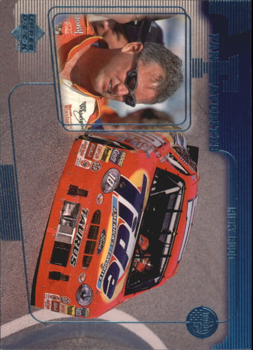 1999 Upper Deck Road to the Cup #73 Ricky Rudd FF