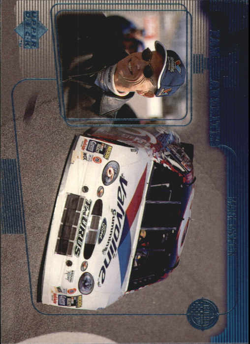 1999 Upper Deck Road to the Cup #74 Mark Martin FF