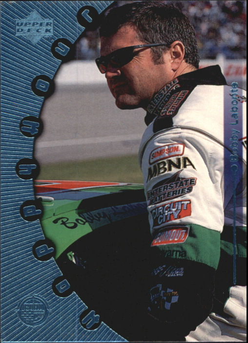 1999 Upper Deck Road to the Cup #82 Bobby Labonte HH