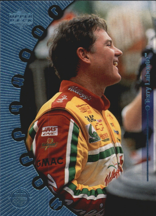 1999 Upper Deck Road to the Cup #89 Terry Labonte HH
