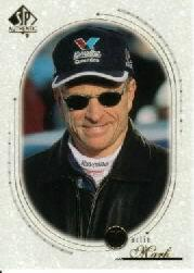 1999 SP Authentic #20 Mark Martin