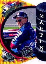 1999 Press Pass Premium Extreme Fire #FD4A Mark Martin 1:72